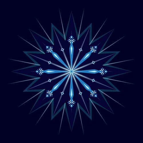 zaneta-grafika hvezda